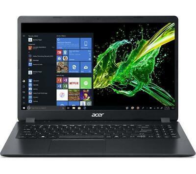 Acer Aspire 3, AMD Ryzen 3 3200U, 4GB RAM, 256GB SSD, 15.6in Laptop