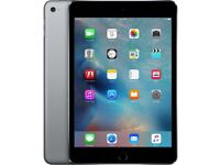 iPad Mini 4 Wi-Fi 128GB Space Gray **BRAND NEW**