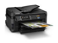 WorkForce WF-7610DWF All in 1 Printer