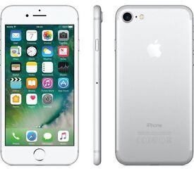 iPhone 7 32 gb Silver Unlocked
