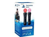 Sony PlayStation® VR Move Controller Twin Pack – PS4