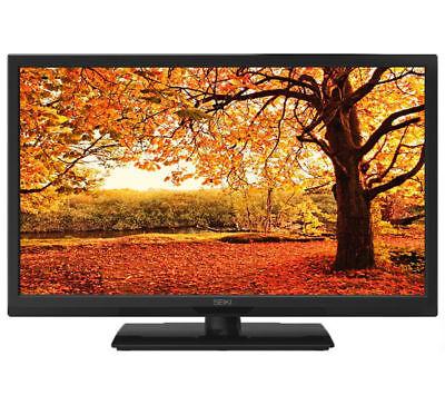 "Seiki 24"" LED Full HD 1080p TV, Freeview USB Record, Pause Play HDMI Scart  VGA"