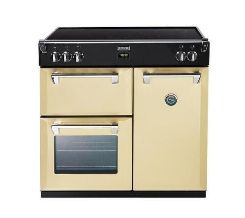Stoves Fornuis Richmond 900 Inductie Creme