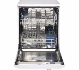 INDESIT Dishwasher - White - DFG15B1