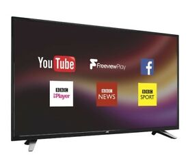 "JVC LT-55C760 55"" Full HD 1080p Smart LCD TV"