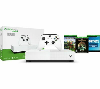 MICROSOFT Xbox One S All-Digital Edition - Currys