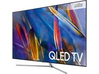 "BRAND NEW SAMSUNG 55"" QLED Smart 4K 3100PQI Ultra HD Q HDR 1500 FLAT SCREEN QLED TV"