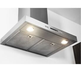 NEW - HOTPOINT PHBS6.7FLLIX Chimney Cooker Hood - Stainless Steel - BARGAIN PRICE @ £85