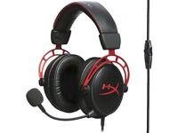 Hyper X Gaming Headphones