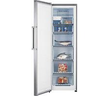 KENWOOD KTF60X15 Tall Freezer Stainless Steel Open door & temperature alarms