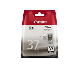 Canon-PG-37-AUTENTICO-Cartuccia-di-Inchiostro-per-Stampanti-2145B001