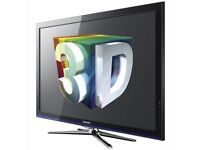 "50""3D Samsung DELIVERY AVAILABLE"