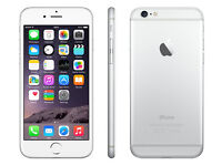 iPhone 6, 16 GB, Silver, Unlocked. Good Conditon