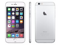 iPhone 6 Silver White 16Gb Unlocked Perfect Condition