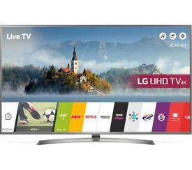 """LG 70UJ675V 70"""" Smart 4K Ultra HD HDR LED 70 inch TV"""