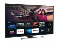 JVC 40 inch 4K HDR Smart Tv