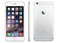 Apple iPhone 6s 16gb unlocked to any network silver colour