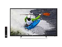 """JVC 49"""" Inch LED LCD TV 1080p, Freeview HD USB Record Pause & Play in excellent condition"""