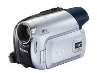 Canon MD205 Mini DV Camcorder