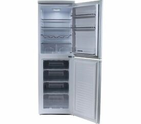 HOOVER HSC574W 50/50 Fridge Freezer - White, 3 months old, barely used.