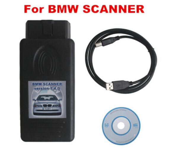 Scanner For Bmw 1.4.0 Obd2 Code Reader Programmer