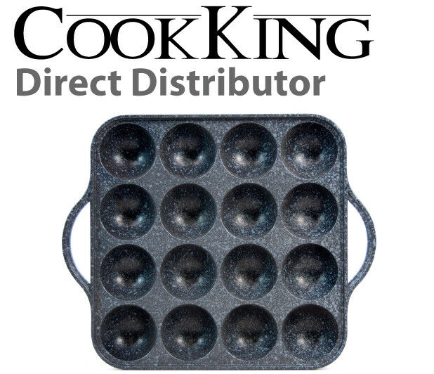 NEW Takoyaki Nonstick Grill Pan Cooking Plate Round Pancake