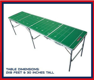 Beer Pong Table party folding table drinking game Casula Liverpool Area Preview