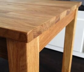 BRAND NEW Solid Oak Coffee Table REDUCED £48