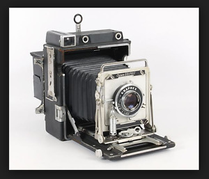 4x5 Press Camera View Camera 5x7 or 8x10 - Cheap or Not