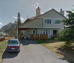 Banff Middle Springs 1/2 Duplex