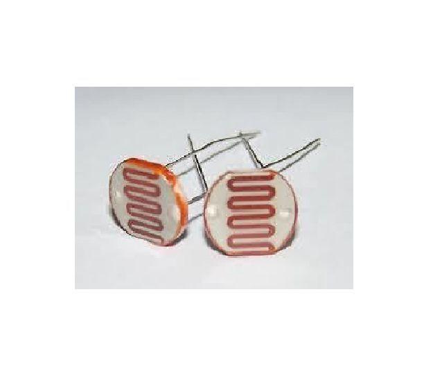 5 PCs Photoresistor 5516 LDR Photo Resistors Light-Dependent Resistor