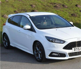 Breaking ford focus st3 2012-2015