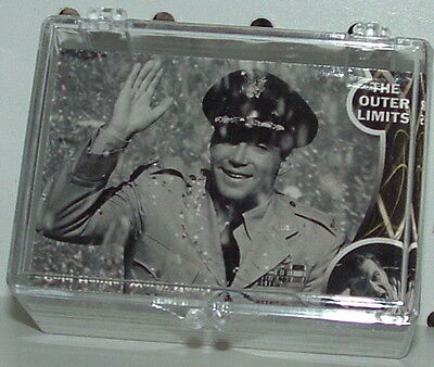 THE OUTER LIMITS PREMIERE EDITION -  72 CARD BASE SET