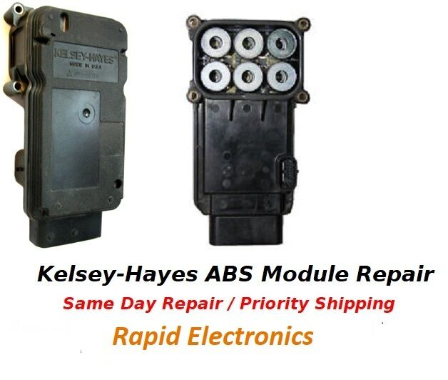 FORD F-150 F-250 00 - 06 KELSEY HAYES ABS EBCM ELECTRONIC CONTROL MODULE REPAIR