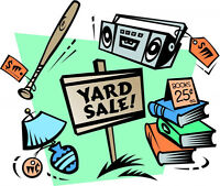 Shediac Yard Sale