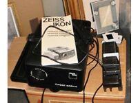 zeiss ikon perkeo compact slide projector