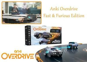 NEW Anki Overdrive: Fast  Furious Edition Condtion: New, Missing some tracks parts
