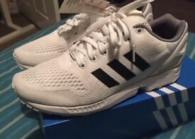 New Adidas Flux ZX In Box.