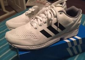 Brand New Adidas Flux ZX In Box.
