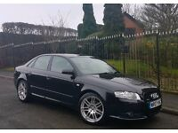 2007 Audi A4 S Line 2.0 TDI 170bhp Special Edition