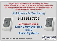 CCTV, Alarms Door Entry