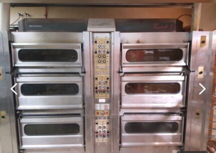 Bakery oven Rotel 2