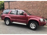 Toyota Hilux Surf ++1 year MOT ++ very rare MANUAL transmission