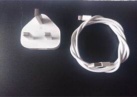Genuine Apple iphone 5 5s 6 6s 7 and 6,7 plus charger
