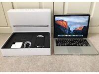 MacBook Pro Retina (2015) | Like New | Apple Warranty