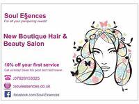 New Home Based Hair & Beauty Salon