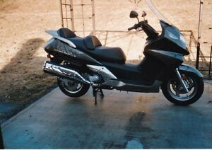 Honda Silverwing 2005