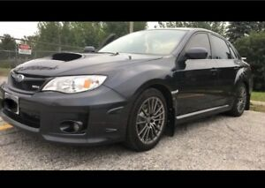 2013 Subaru WRX 97,000km for $15,000 today only !!!