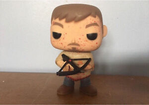 Rare Funko walking dead pop vinyls