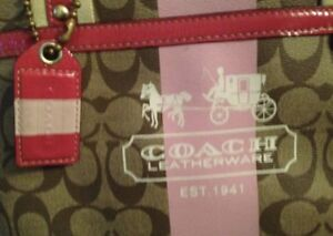 VARIETY OF AUTHENTIC BAGS- COACH, GUESS.. etc